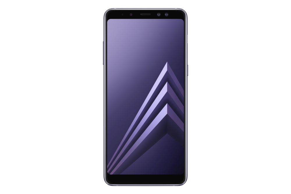 Galaxy A8 orchid grey