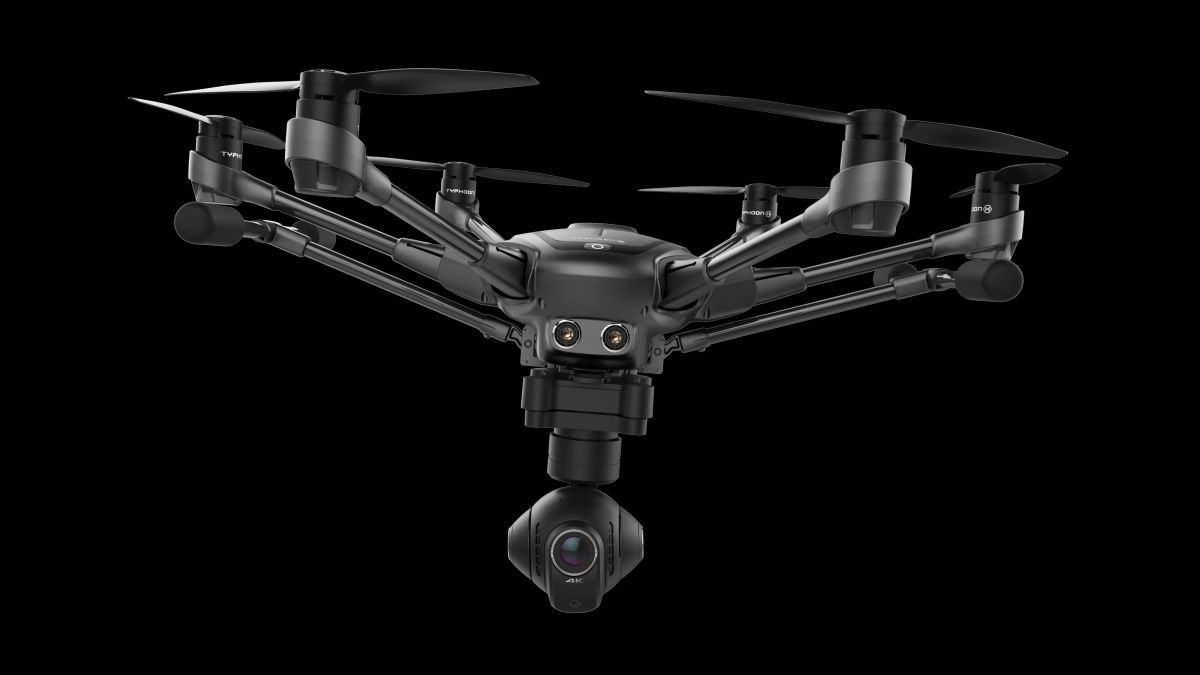Yuneec Drone TYPHONE PRO 01