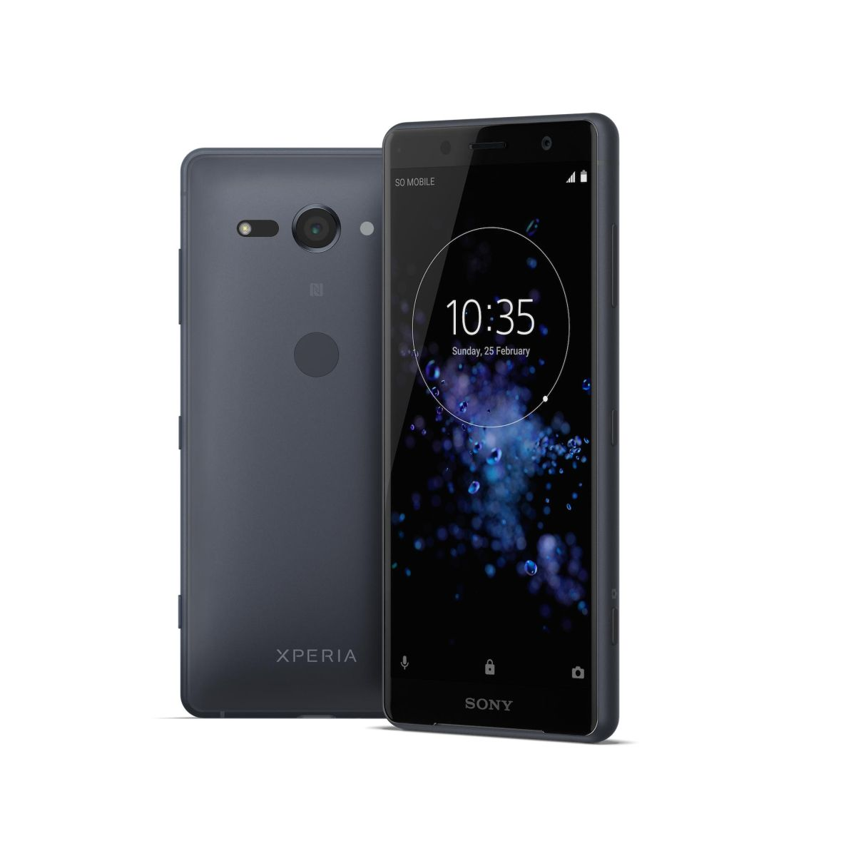 19 Xperia XZ2 Compact Black Group LowRes