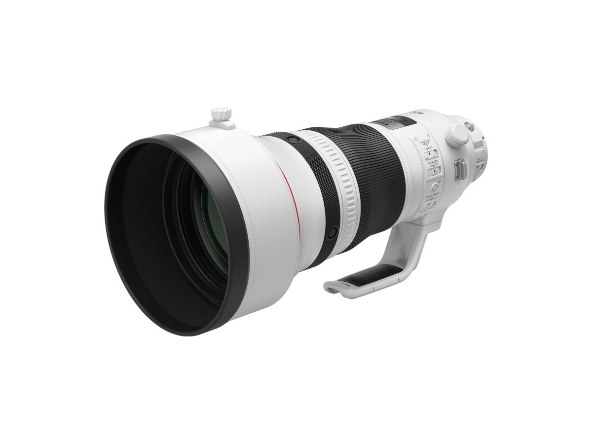 Canon EF 400mm f 2.8L IS III USM
