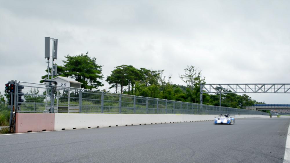 Samsung and SK Telecom 5G Racing Test 5G Base Station 2