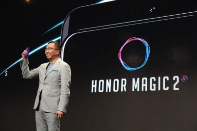Honor Magic 2 predstavljen na sajmu IFA 2018