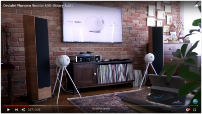 Devialet Phantom Reactor 600 - Rotary Audio