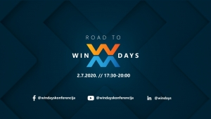 Road to WinDays online program uvod u jesensko izdanje konferencije uživo